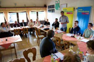 Kreisparteitag in Rohrbach am 15.6.2016