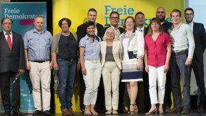 Neuer Landesvorstand bei der FDP