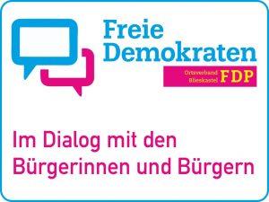 FDP im Dialog mit den Bürgerinnen und Bürgern